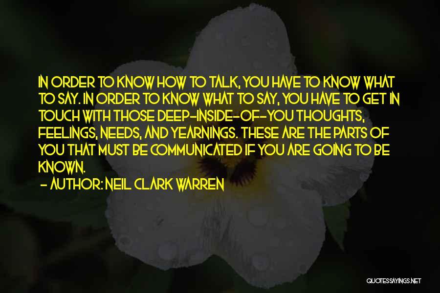 Neil Clark Warren Quotes 1753184