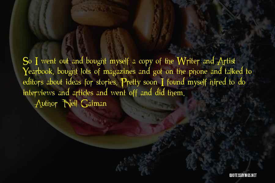 Neil Gaiman Quotes 1364963