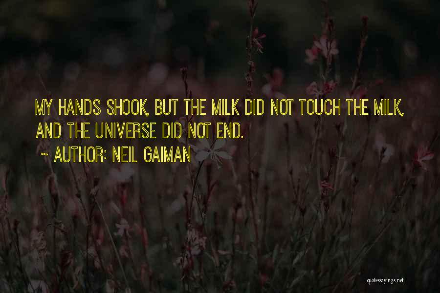Neil Gaiman Quotes 1447847