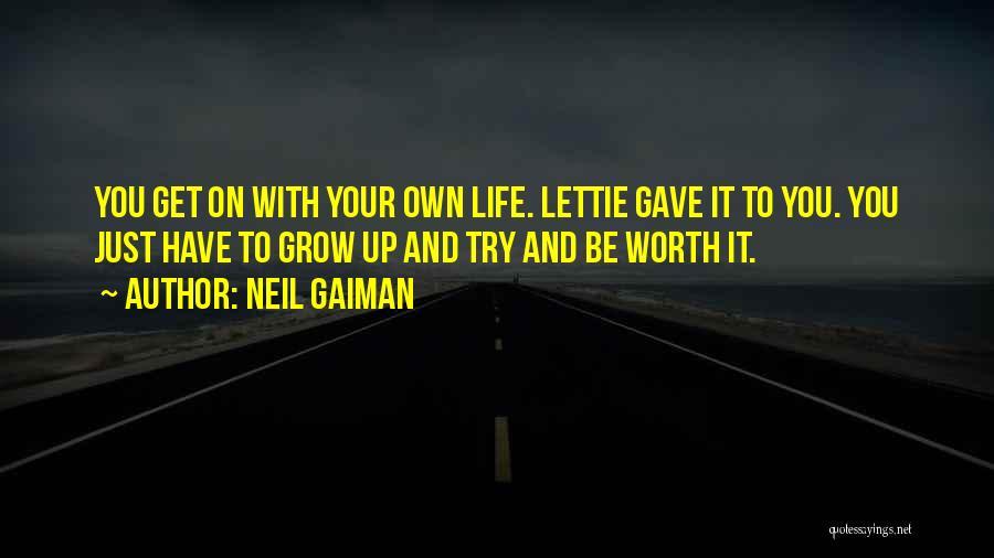 Neil Gaiman Quotes 2065719