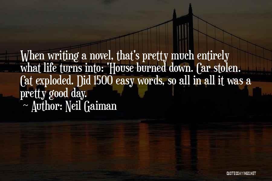 Neil Gaiman Quotes 237134