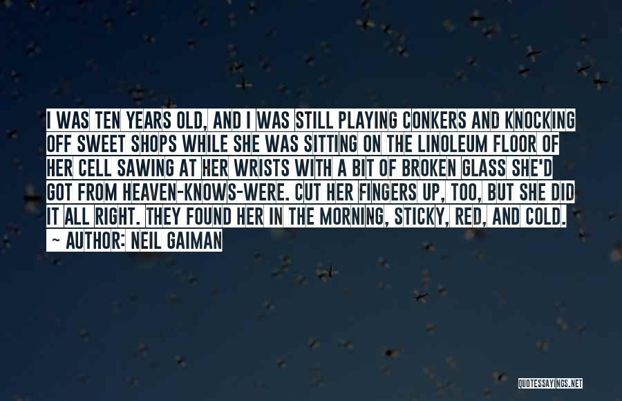 Neil Gaiman Quotes 431220