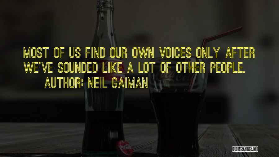 Neil Gaiman Quotes 455693