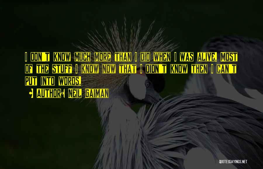 Neil Gaiman Quotes 735053