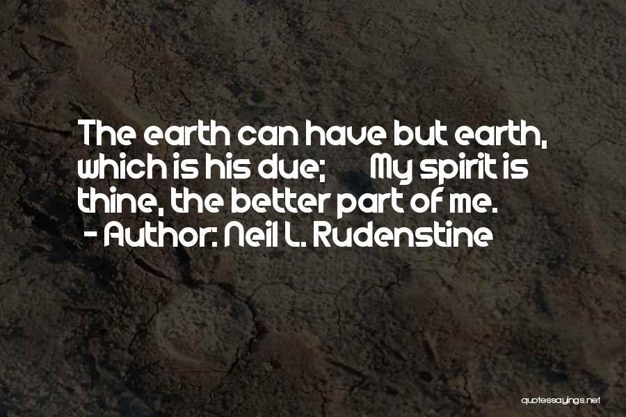 Neil L. Rudenstine Quotes 1369371