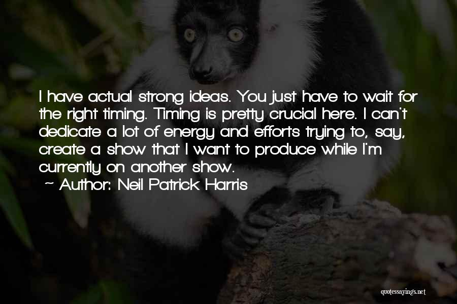 Neil Patrick Harris Quotes 1287038