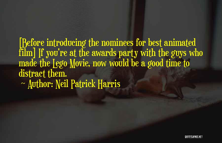 Neil Patrick Harris Quotes 1573821