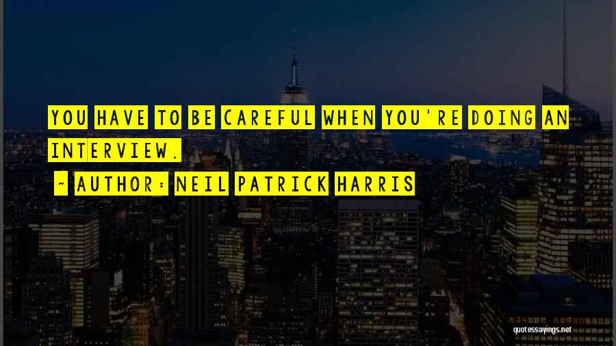 Neil Patrick Harris Quotes 266151