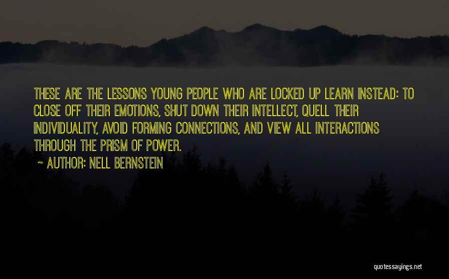 Nell Bernstein Quotes 916652