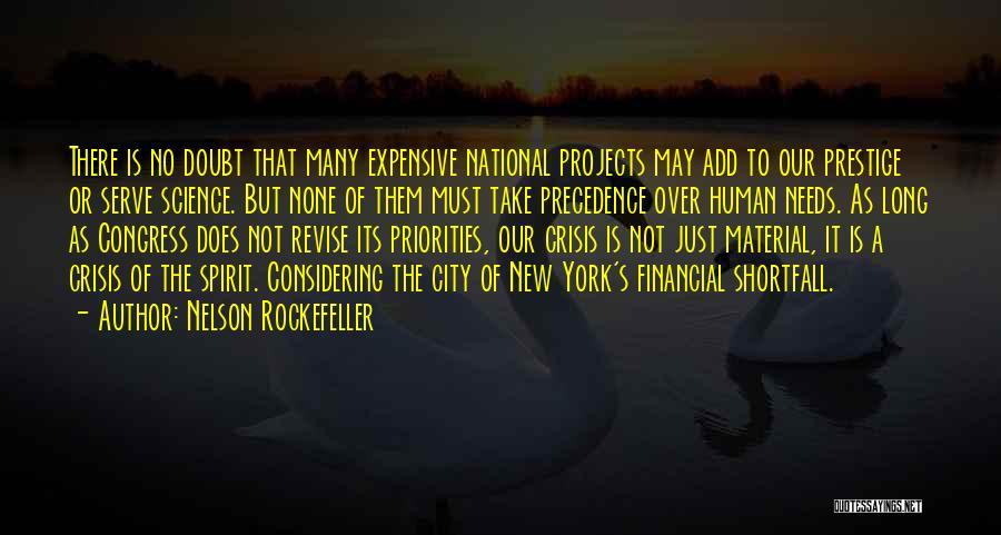 Nelson Rockefeller Quotes 1053011