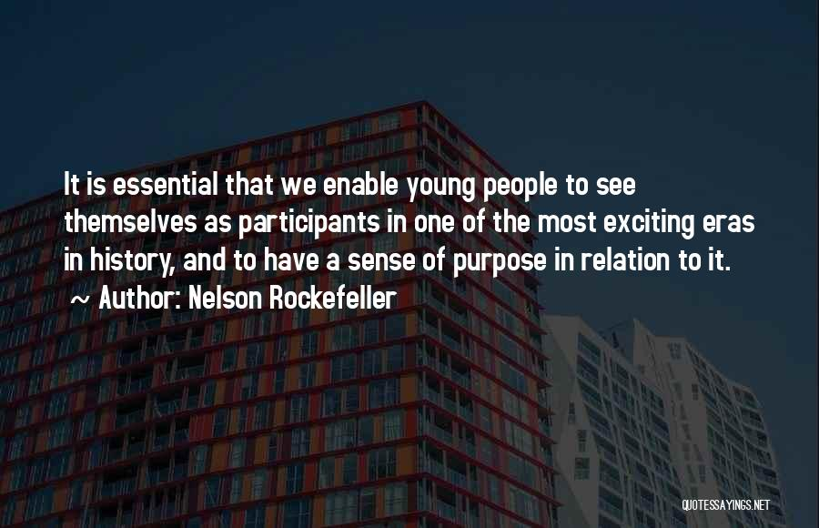 Nelson Rockefeller Quotes 1876718