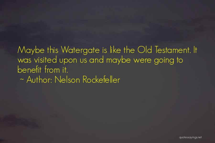 Nelson Rockefeller Quotes 2030021