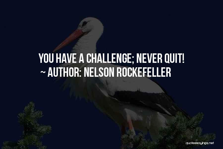 Nelson Rockefeller Quotes 656538