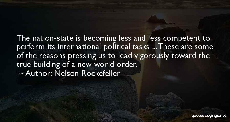 Nelson Rockefeller Quotes 924776