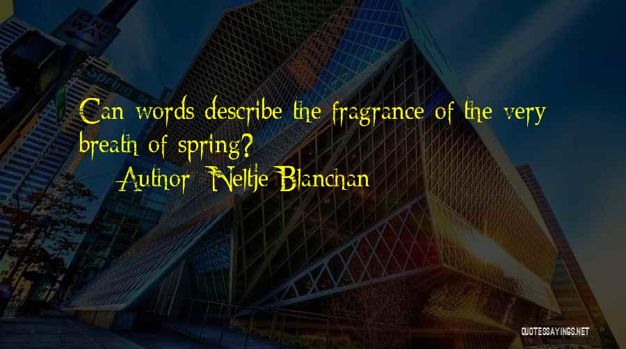 Neltje Blanchan Quotes 1110082