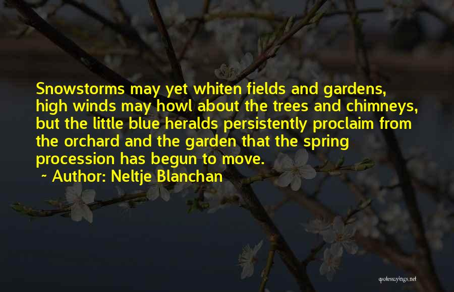 Neltje Blanchan Quotes 732672