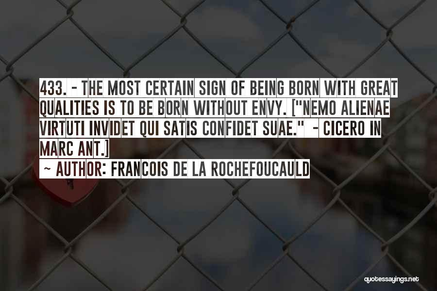 Nemo's Quotes By Francois De La Rochefoucauld
