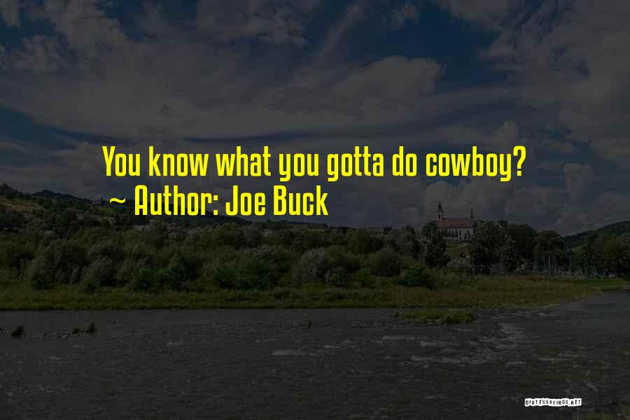 Nemo's Quotes By Joe Buck