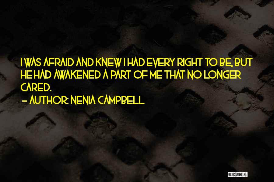 Nenia Campbell Quotes 435904