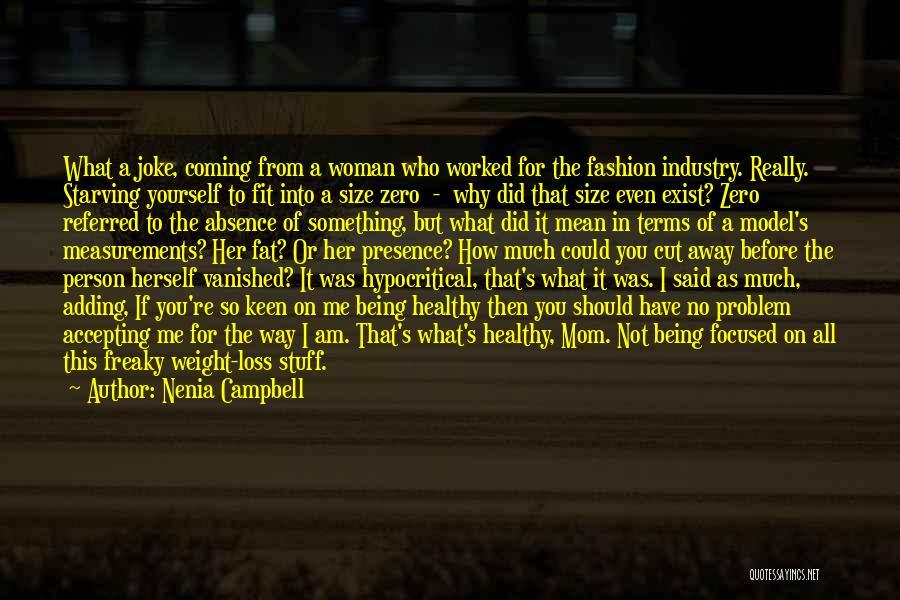 Nenia Campbell Quotes 528812