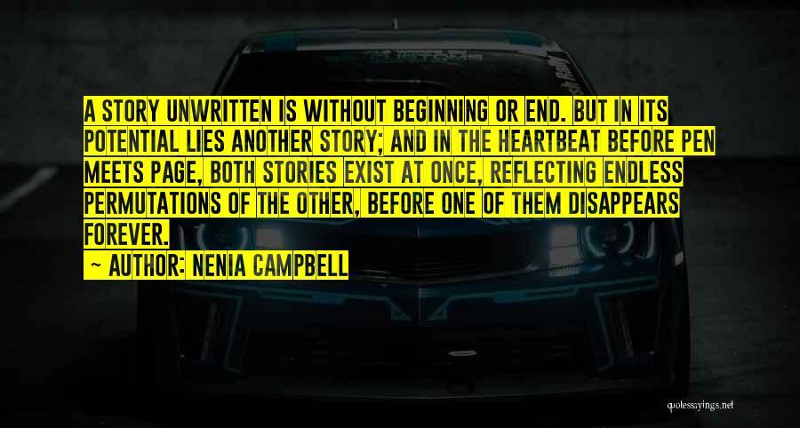Nenia Campbell Quotes 873108