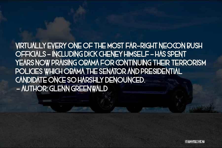 Neocon Quotes By Glenn Greenwald