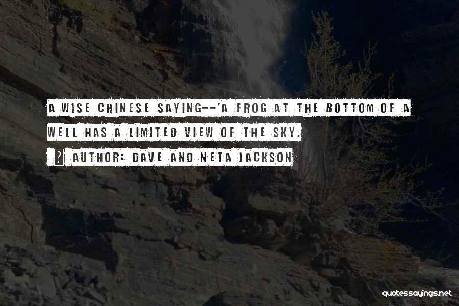 Neta Quotes By Dave And Neta Jackson