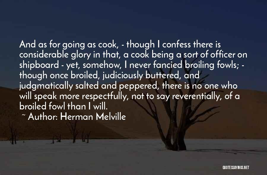 Never Confess Quotes By Herman Melville