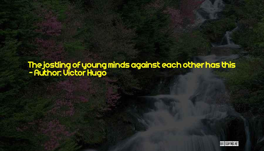 Never Depend On Nobody Quotes By Victor Hugo