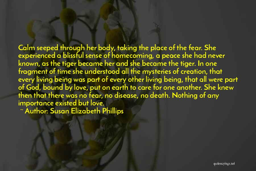 Never Fear Love Quotes By Susan Elizabeth Phillips