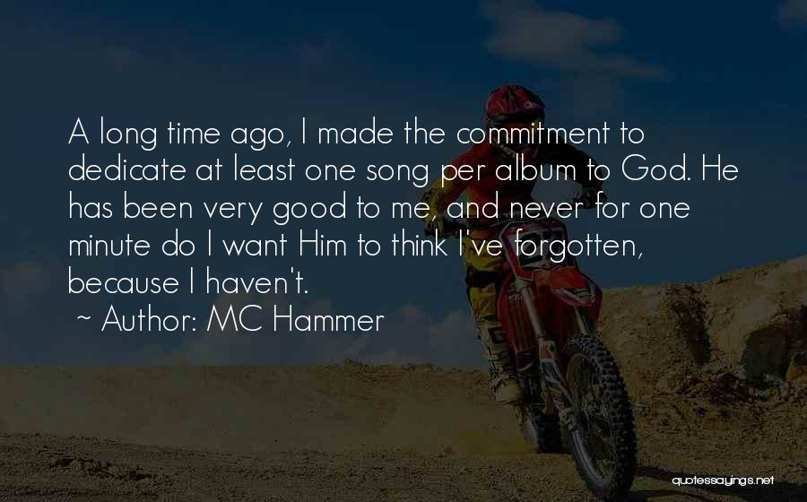 Never Forgotten 9/11 Quotes By MC Hammer