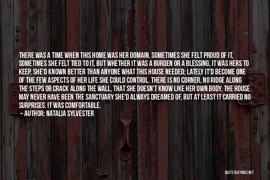 Never Let Anyone Control You Quotes By Natalia Sylvester