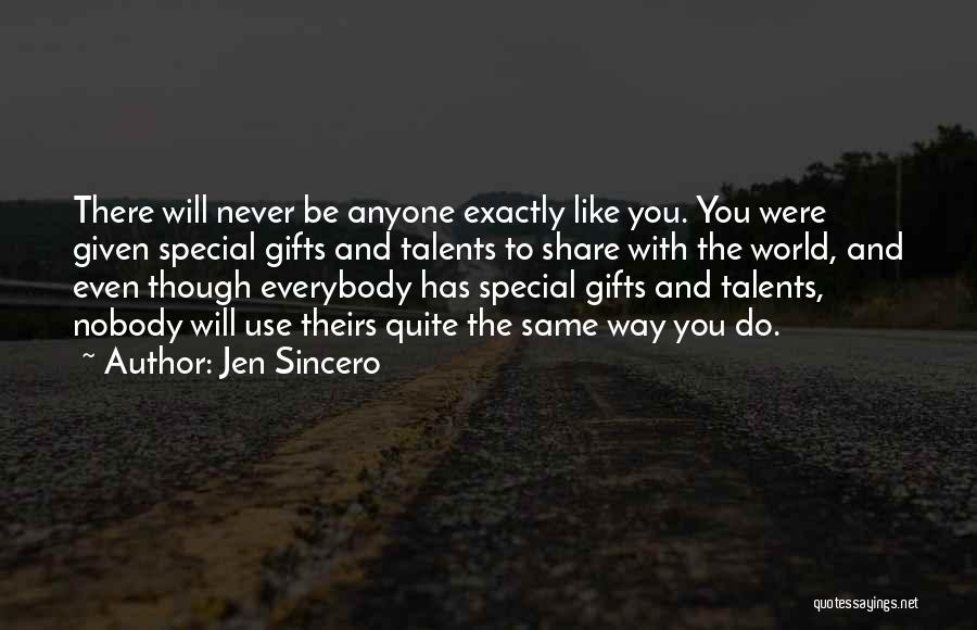Never Let Anyone Use You Quotes By Jen Sincero