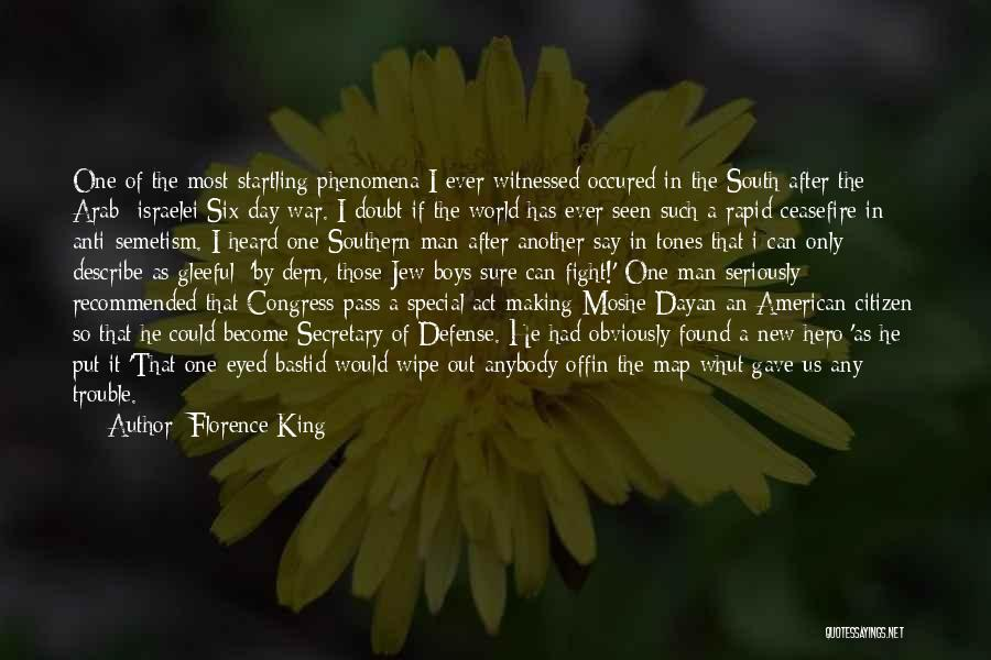New American Citizen Quotes By Florence King