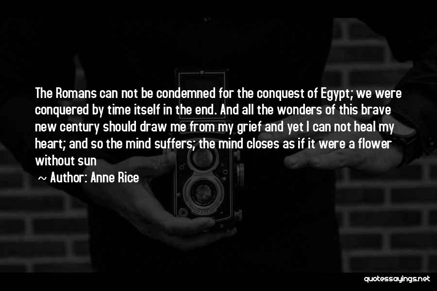 New Heart Quotes By Anne Rice