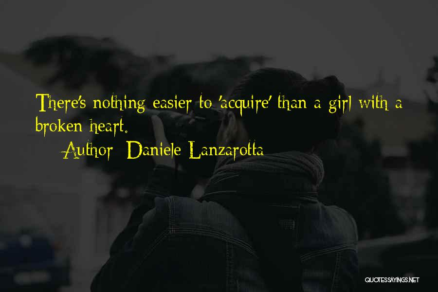 New Heart Quotes By Daniele Lanzarotta