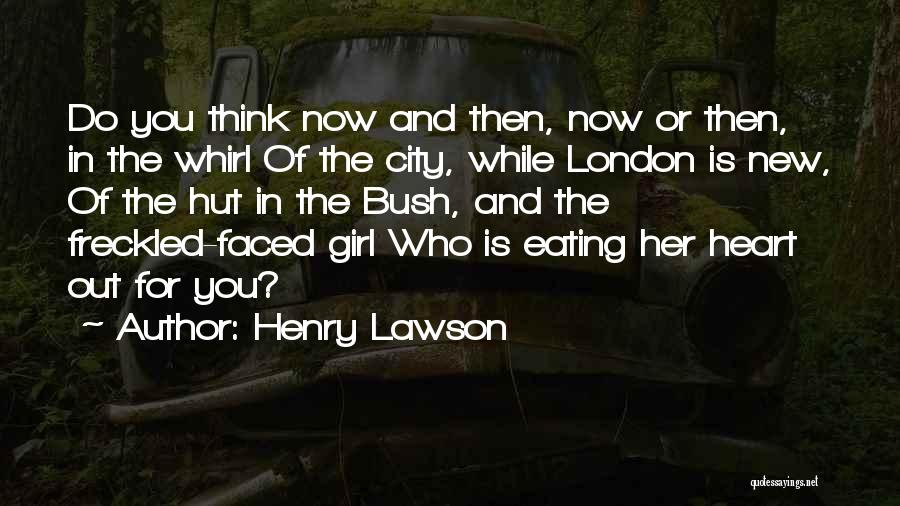 New Heart Quotes By Henry Lawson