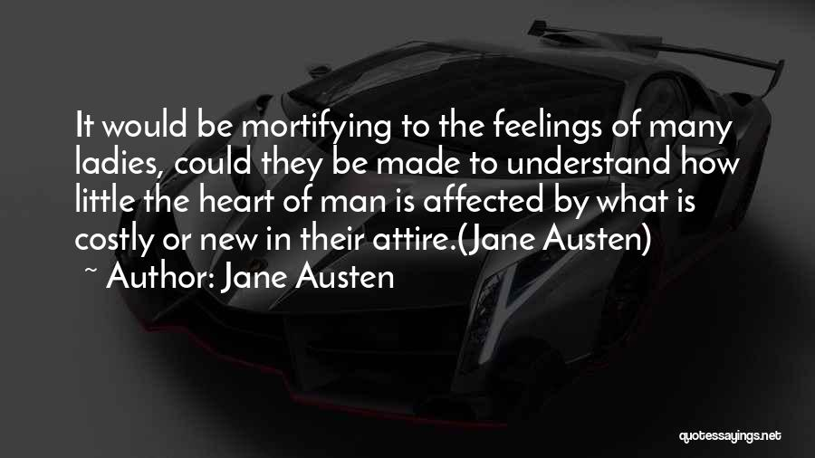 New Heart Quotes By Jane Austen