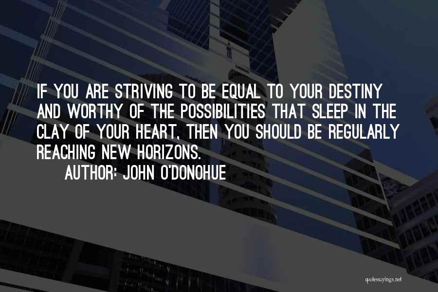 New Heart Quotes By John O'Donohue