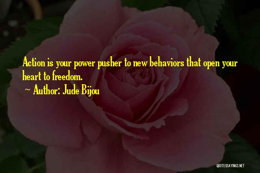 New Heart Quotes By Jude Bijou