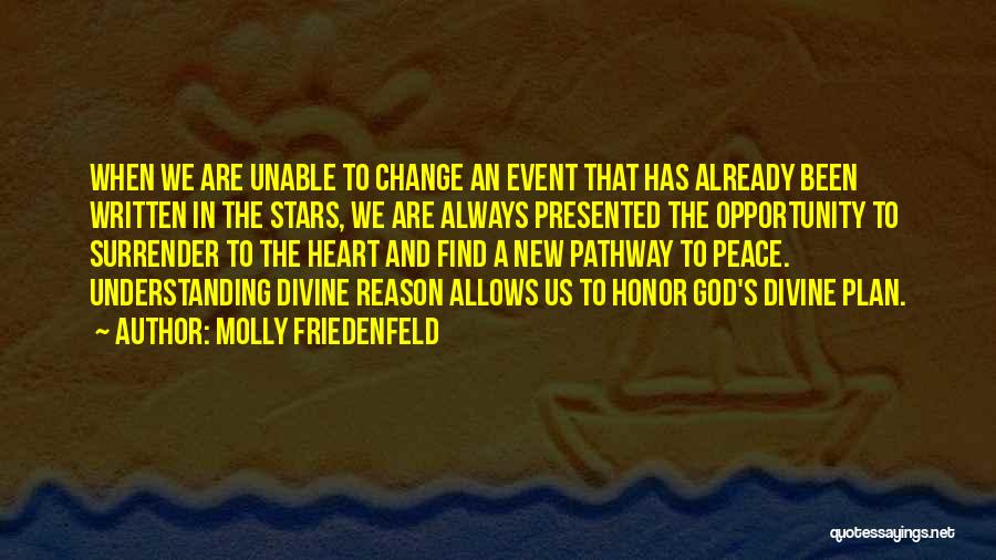 New Heart Quotes By Molly Friedenfeld