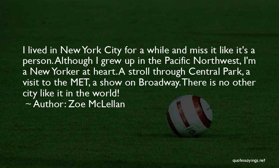 New Heart Quotes By Zoe McLellan