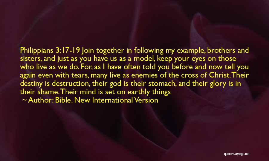 New International Version Bible Quotes By Bible. New International Version
