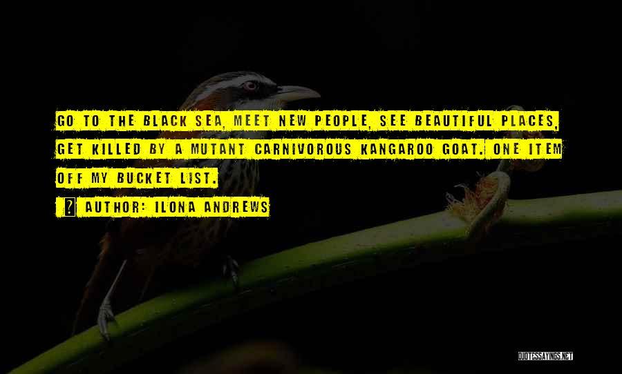 New Item Quotes By Ilona Andrews