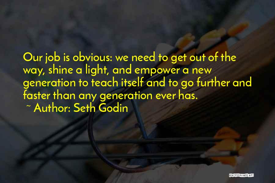 New Jobs Quotes By Seth Godin