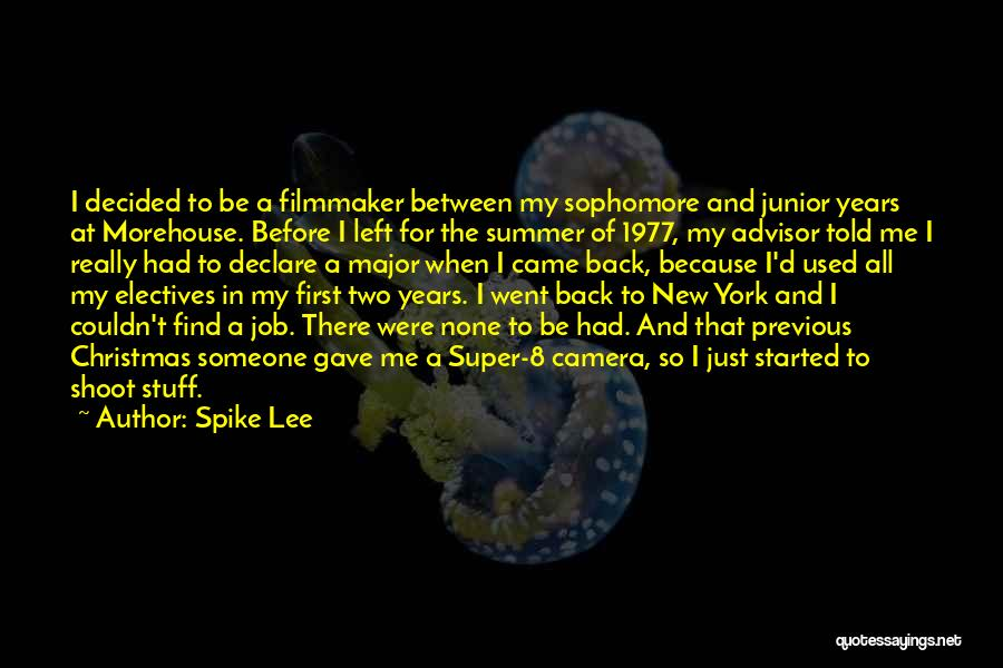 New Jobs Quotes By Spike Lee