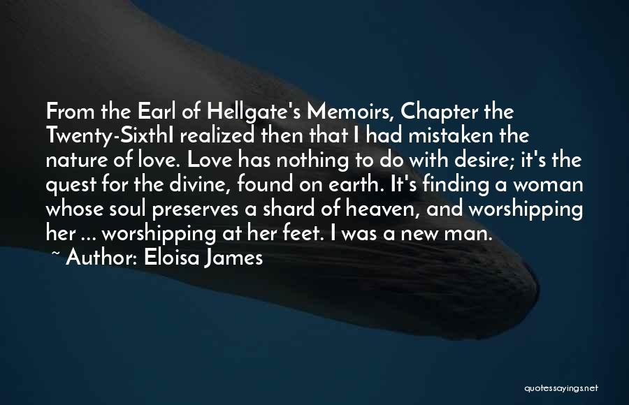 New Love Found Quotes By Eloisa James