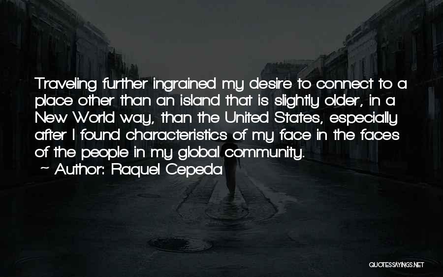 New Love Found Quotes By Raquel Cepeda