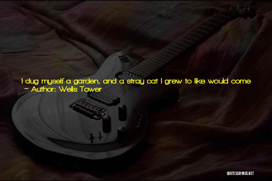 New Love Found Quotes By Wells Tower