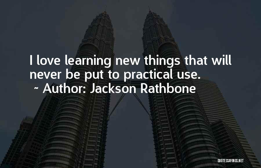 New Love Quotes By Jackson Rathbone